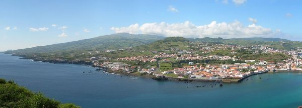 accommodation Sights island Faial Tourism